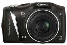 Canon PowerShot SX130 IS - Digital Camera - £135.35 Delivered *Using Voucher Code* @ Best Buy
