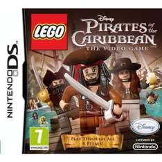 Lego Pirates of The Caribbean (DS) - £16.99 @ The Game Collection