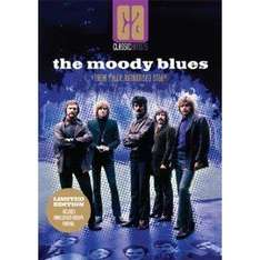 The Moody Blues: Their Fully Authorised Story (DVD) - £1 Instore @ Poundland
