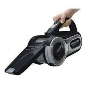 Black & Decker PV1805CN Limited Edition 18V Chrome Pivot Nose Dustbuster £38.99 @ Amazon