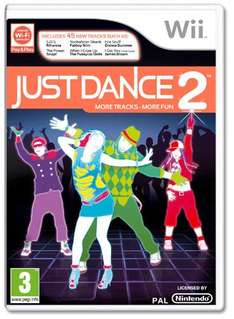 Just Dance 2 For Nintendo Wii - £18.69 Delivered @ Amazon Sold By Express Games