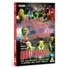 The Quatermass Collection: The Quatermass Experiment / Quatermass 2 / Quatermass And The Pit (DVD) (3 Disc) - £9.99 @ Amazon & Play