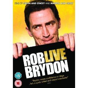 Rob Brydon Live DVD £2.99 at Amazon