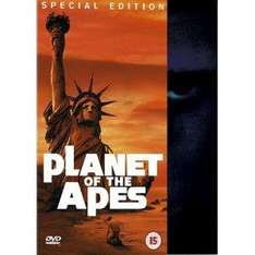 The Planet of the Apes Collection - Special Edition (6 Disc Box Set) [1968] [DVD] £10.99 at Amazon & Play