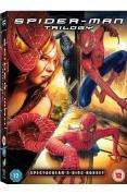 Spider-Man Trilogy on DVD for £4.79 @ Play.com