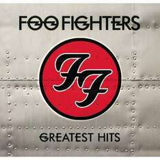 Foo Fighters Greatest Hits CD and DVD only £5 @ Play