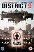 District 9 DVD, £2.39 from Play.com