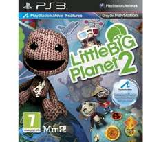 Little Big Planet 2 For PS3 - £24.99 Delivered Or Reserve & Collect @ Currys & PC World