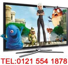 "Samsung LE40C750 - 40"" Full HD 3D LCD TV - £599 Delivered @ Electro Centre"