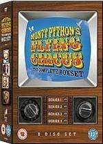 Monty Python's Flying Circus - Series 1-4 - Complete Set - £12.95 Delivered @ Base