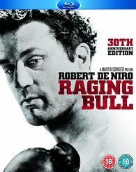 Raging Bull (30th Anniversary Special Edition) (Blu-ray) - £9.93 @ Amazon