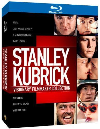 Stanley Kubrick Collection (Blu-ray) - £35.99 @ Sainsburys Entertainment