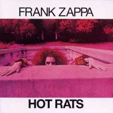 Frank Zappa for a fiver from Amazon