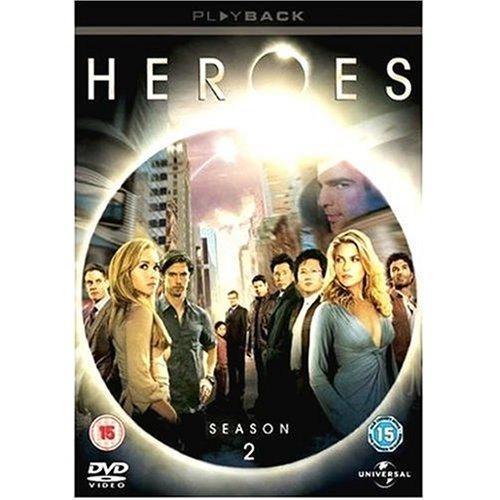 Heroes: Season 2 On DVD - £6.85 @ Zavvi
