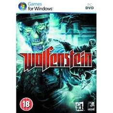 *NEW* Wolfenstein For PC - £2.99 Delivered @ Bee