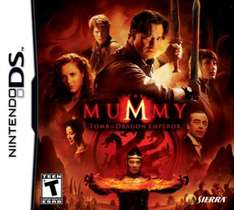 The Mummy: Tomb of The Dragon Emperor (DS) - £3.99 @ Choices UK