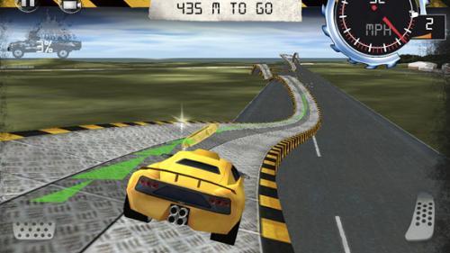Top Gear Stunt School - 59p @ iTunes