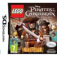 Lego Pirates of the Caribbean For Nintendo (DS) - £17.77 @ Amazon
