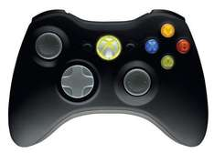 Official Xbox 360 Wireless Controller In Black - £24.93 Delivered @ The Hut