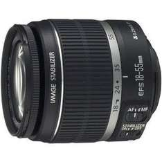Canon EF-S 18-55mm f/3.5-5.6 IS Lens - £99.94 Delivered @ Amazon