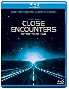 Close Encounters Of The Third Kind (30th Anniversary Ultimate Edition) [Blu-ray] [1977][Region Free] + Nectar Points - £6.39 Delivered @ Amazon UK