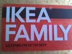 Ikea Coventry (their 1st City Centre store)Buy anything instore for 4 hours parking with your Family Card