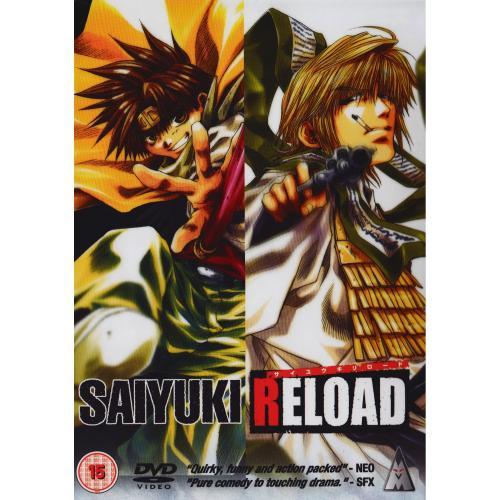 Saiyuki Reload: Complete Series (DVD) - £9.99 @ Anime-On-Line