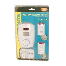 Motion sensor alarm now only £6.99 delivered @ amazon