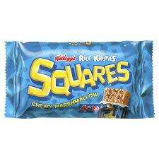 Kelloggs Krispie Squares 4 for only £1 @ Tesco with some money going to comic relief