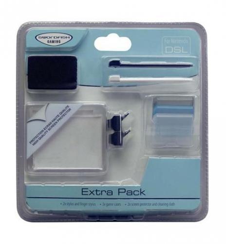 Swordfish DS Lite Extra Pack - 47p *Instore* @ PC World