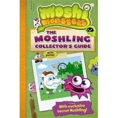 Moshi Monsters: The Moshling Collector's Guide (Book) - £4.49 @ Amazon