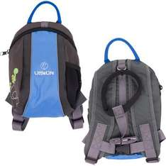 Blue Littlelife Backpack With Reins For The Runabouts - £11.69 @ Wiggle