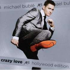 Michael Buble: Crazy Love (Hollywood Edition) (CD) - £4.99 @ Amazon