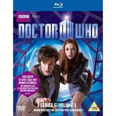 Doctor Who - Series 5 Volume 1 & 2 (BluRay) £5.99 each delivered @ Bee