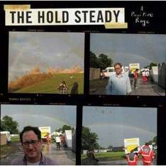 The Hold Steady: Positive Rage (CD + DVD) - £3.25 @ Amazon