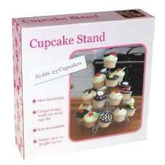 Proteam H01931 Cupcake stand £4.61 delivered at Amazon UK