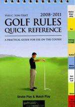 Golf Rules Quick Reference: A Practical Guide For Use On The Course (Book)  - £6.74 @ WH Smith
