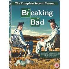 Breaking Bad: Season 2 (DVD) - £8.87 @ Amazon
