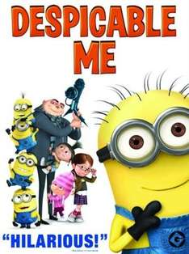 Despicable Me (DVD) - £7.93 @ Amazon