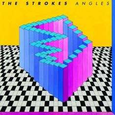 The Strokes: Angles MP3 - Only £3.99 @ Amazon