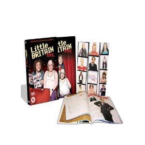 Little Britain Live: Ltd Special Edition Inc Replica Tour Programme [DVD] £1.50@amazon