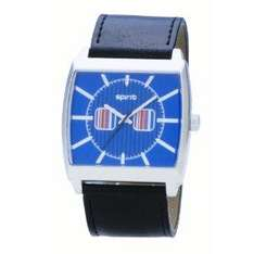Spirit Gents Blue Dial Black Strap Watch - £5.45 delivered @ Amazon