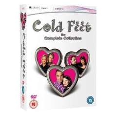 Cold Feet: The Complete Series (DVD) (11 Disc) - £12.97 @ Amazon