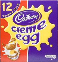 Kinder Chocolate Snack Bars 6 pack 75p, Nestle Smarties Tube 170g 49p, Nestle Milkybar Buttons Tube 100g 49p, Haribo 250g Easter Sweets £1, Aero Orange 110g £1, 12 Creme Eggs £5.79 at Morrisons (more in post)