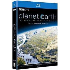 Planet Earth (Blu-ray) (5 Disc) - £12.99 @ Amazon & Play