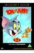 Tom And Jerry: Collector's Edition: Volumes: 1 & 2 - 3 & 4 - 5 & 6 (DVD) - £3.99 Each @ Play