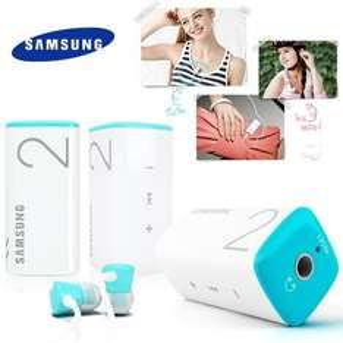 Samsung TicToc 2GB MP3 Player In Blue - £19.98 Delivered @ Dealtastic