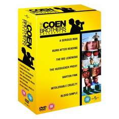 The Coen Brothers Collection 2010 [DVD] - £7.97 Delivered @ Amazon UK