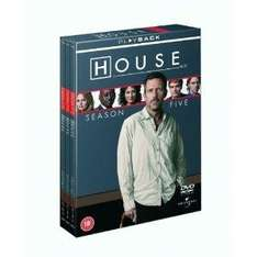 House M.D: Season 5 (DVD) - £10.93 @ Amazon
