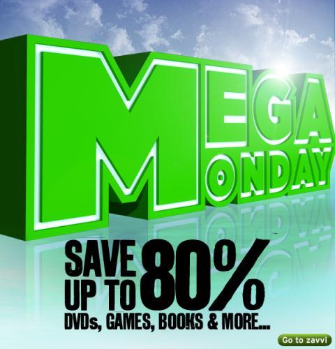Bluray Double Packs Only £8.75 Each @ Zavvi Mega Monday